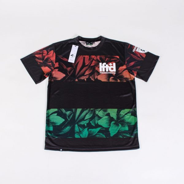 CAMISETA LRG RIDDIN NATION