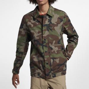 Jaqueta-Camisa Nike-SB-Dri-Fit-Flex-Camo-arqa-skateshop