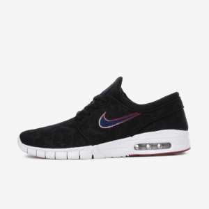 TENIS NIKE SB STEFAN JANOSKI MAX SMOOSH DARK BLUE RED