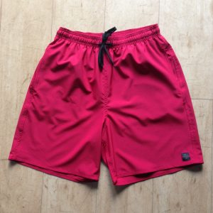 BERMUDA INDEPENDENT TRUCK CO. BOARDSHORT ALL TERRAIN (RED/VERMELHO)