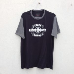 CAMISETA INDEPENDENT TRUCK CO GARAGE BLACK