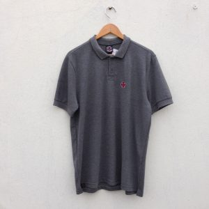 CAMISETA POLO INDEPENDENT TRUCK CO. (GREY)