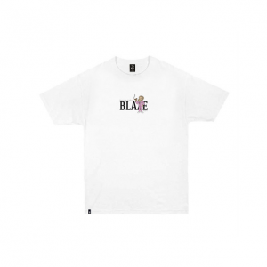 CAMISETA BLAZE SUPPLY TYCCON BRANCA