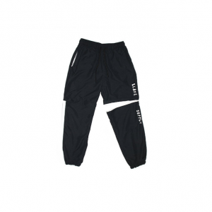 CALCA BLAZE SUPPLY TRACK PANTS SHORTS BLACK