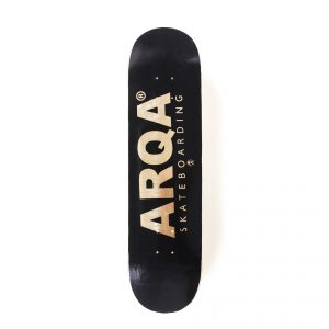 SHAPE ARQA MAPLE BLACK AND GOLD