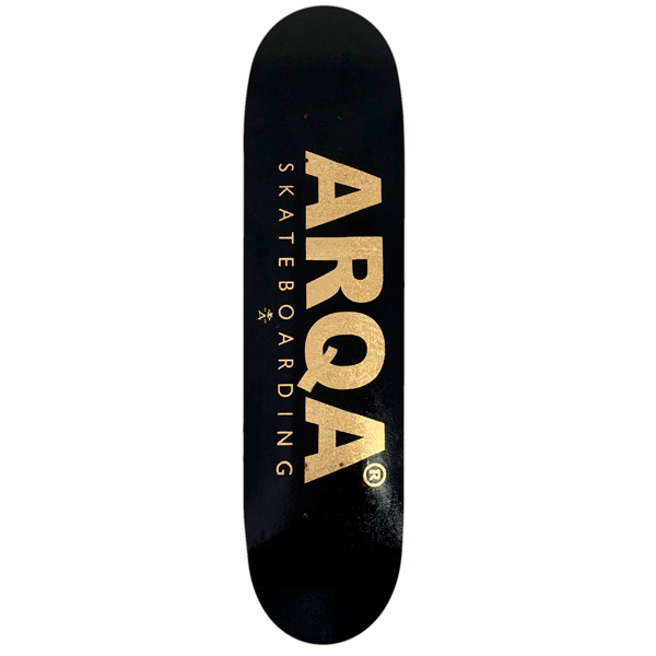 SHAPE ARQA MAPLE BLACK AND GOLD