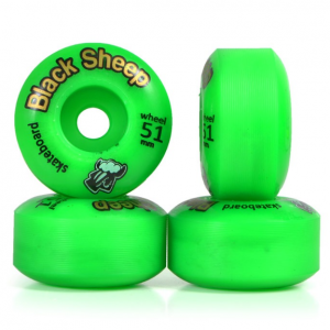 RODAS BLACK SHEEP VERDE 51MM