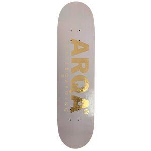 SHAPE ARQA MAPLE WHITE AND GOLD