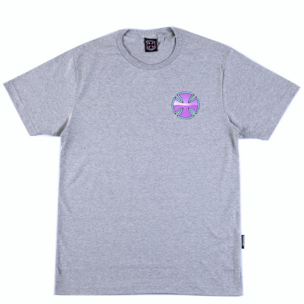 CAMISETA INDEPENDENT PURPLE CHROME