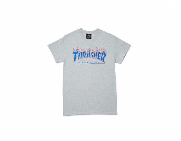 CAMISETA THRASHER PATRIOT
