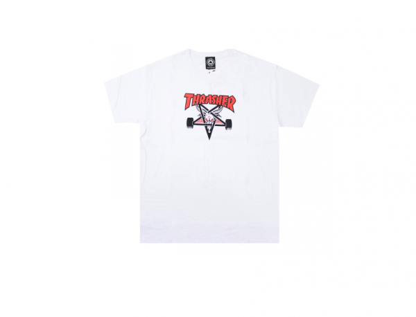 CAMISETA THRASHER SKATEGOAT TWO