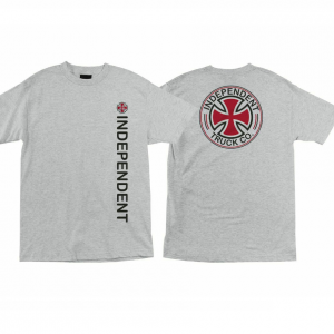 CAMISETA INDEPENDENT DIRECTIONAL CINZA