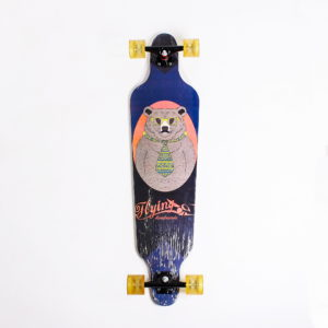 LONGBOARD SIMÉTRICO FLYING BEAR