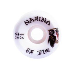 RODA NARINA DEATH 54MM
