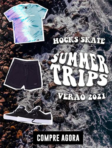 Hocks Coleção Verão 2021 é na Arqa Skate Shop