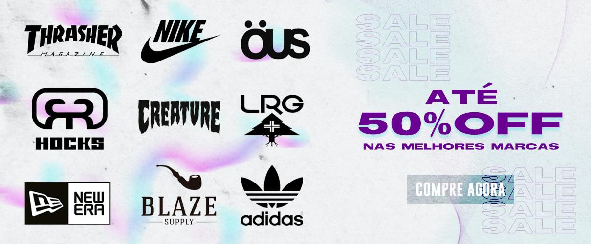 Promoção Sale Arqa SkateShop